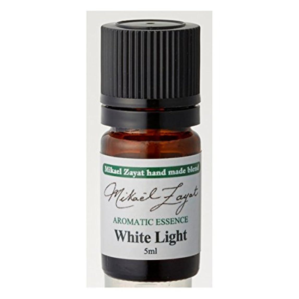 集計失手つかずのミカエルザヤット ホワイトライト White Light 10ml/ Mikael Zayat hand made blend