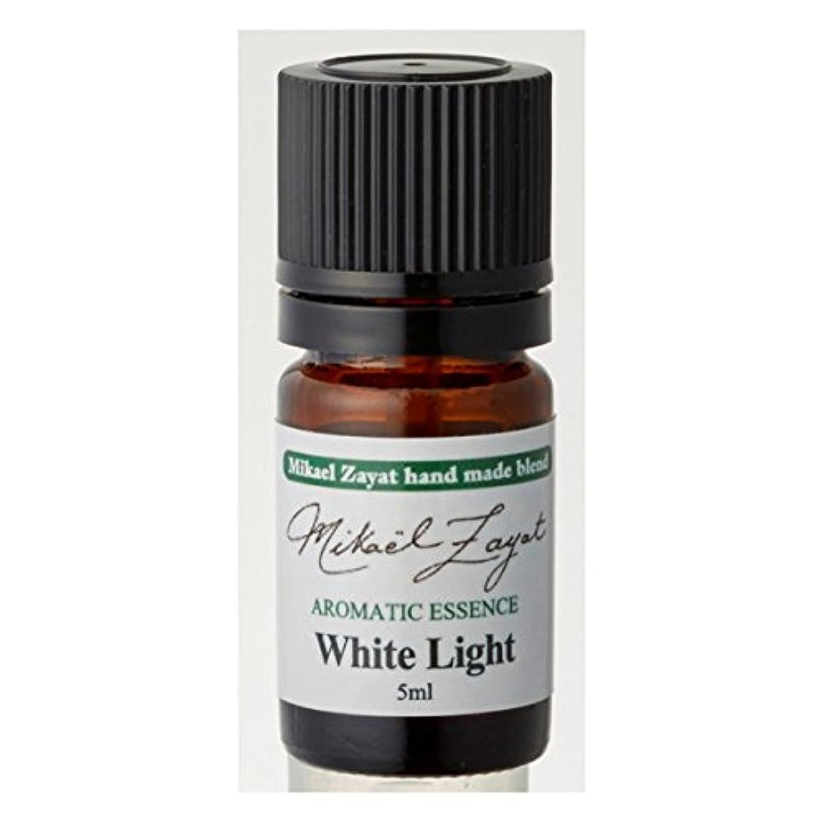 世界チーム不調和ミカエルザヤット ホワイトライト White Light 5ml/ Mikael Zayat hand made blend