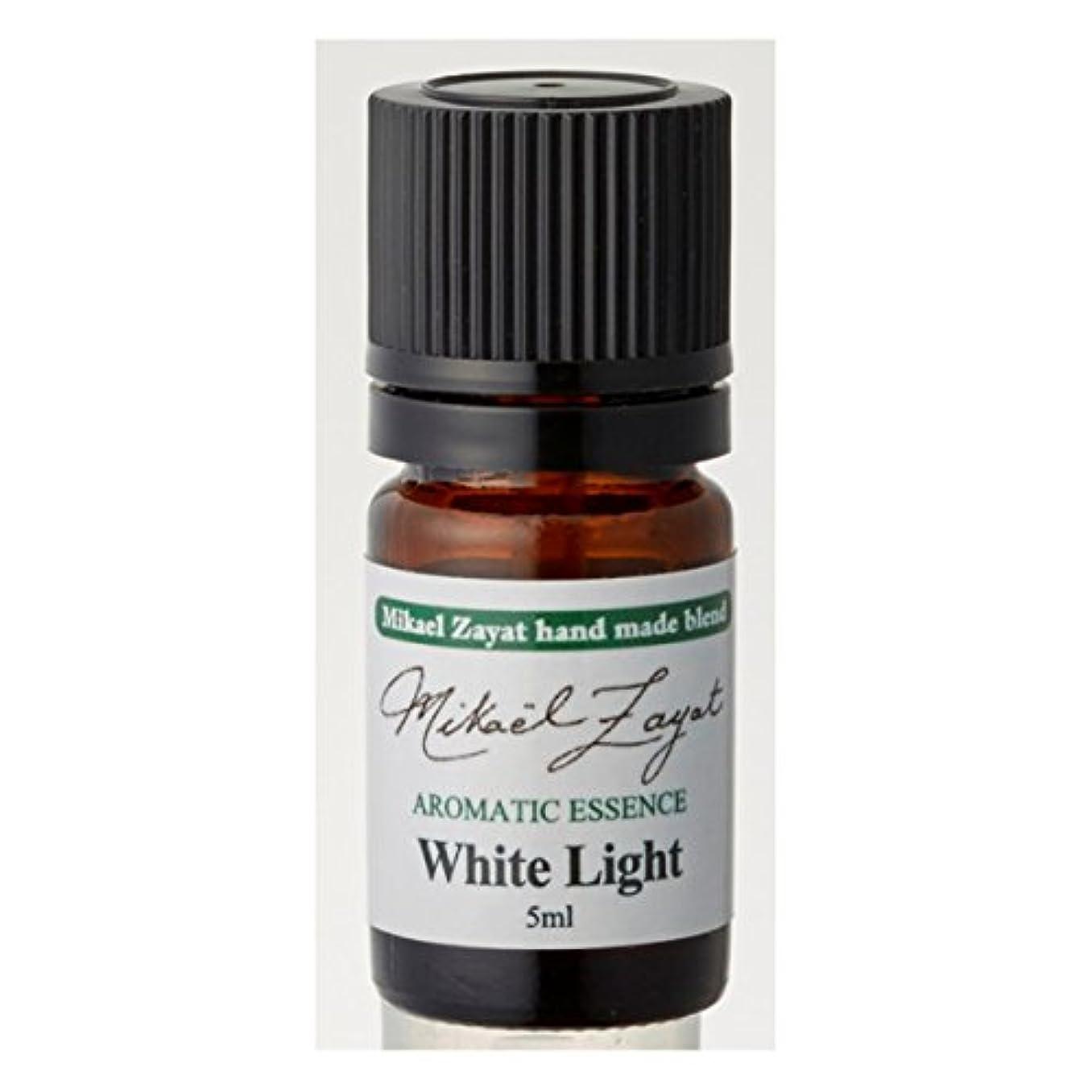 ガス変動する禁止ミカエルザヤット ホワイトライト White Light 5ml/ Mikael Zayat hand made blend