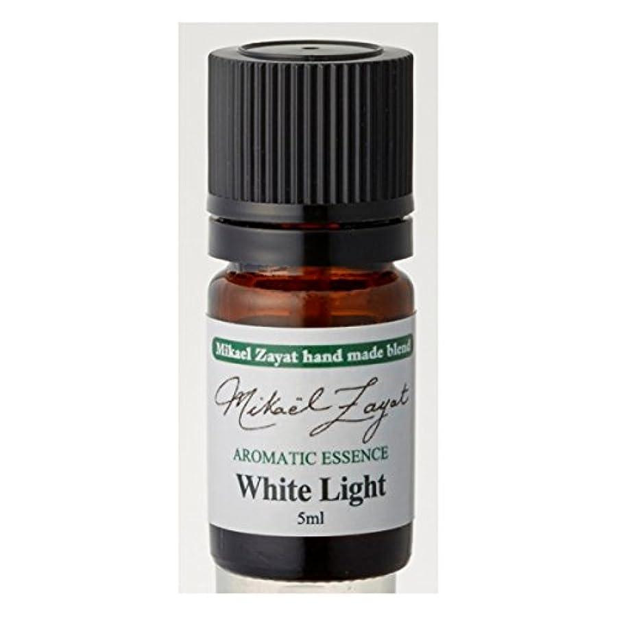 急いで修正ミキサーミカエルザヤット ホワイトライト White Light 10ml/ Mikael Zayat hand made blend