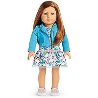 American Girl - 2017 Truly Me Doll: Blue Eyes Red Hair Light Skin Tone DN65 [並行輸入品]