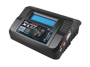 HITEC ハイテック AC/DC Charger X1 MF (バランサー内蔵充・放電器) 44176 [日本正規品]