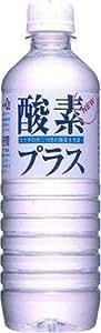 日本食研 バランスデイトウォーター 酸素プラス 500ml×24本