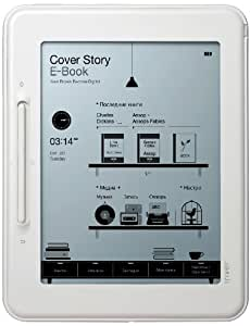 iriver 6型タッチ式電子ペーパー電子書籍端末 Cover Story Basic COVER-STORY-2GB
