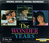 Music From The Wonder Years: 5 Disc Set (1983-93 Television Series)