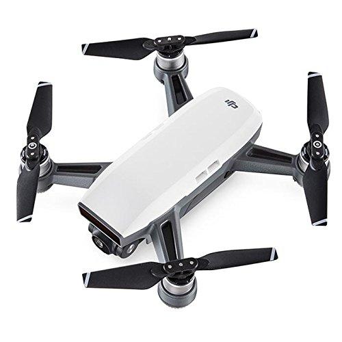 DJI Spark Fly More コンボ スパーク ドローン カメラ付 小型 クイックショット ...