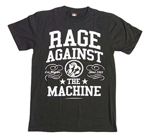 ロックTシャツ Rage Against the Machine(レイジ・アゲインスト・ザ・マシーン) RT-RA-WD (XL)