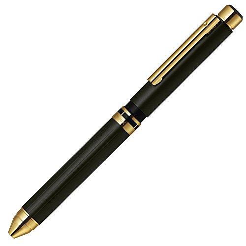 ゼブラ 多機能ペン シャーボX プレミアム TS10 SB21-C-BKG ブラックゴールド