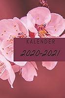 Kalender 2020/2021: A5 Kalender mit Praktischer Wochenuebersicht fuer die Organisation deiner Termine I Jahreskalender mit viel Raum fuer Notizen