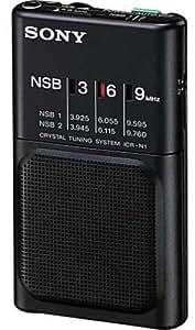SONY ラジオNIKKEI /MWポケッタブルラジオ ICR-N1