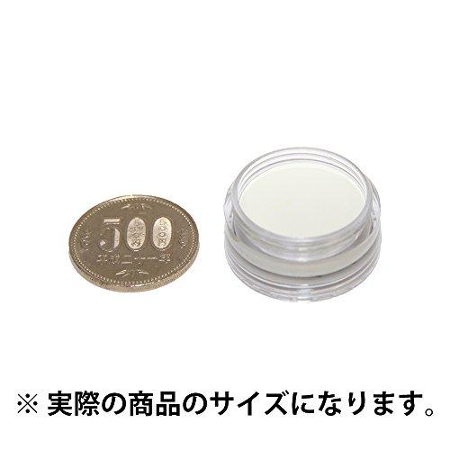 1/8oz. クリームメイクアップ ホワイト Cream Makeup, White, (0.125oz/7gm) CC037