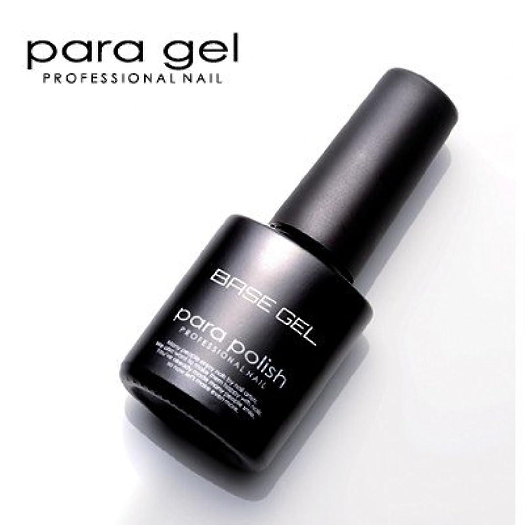 夜の動物園分散あなたのものパラジェル para polish(パラポリッシュ) ベースジェル 7g