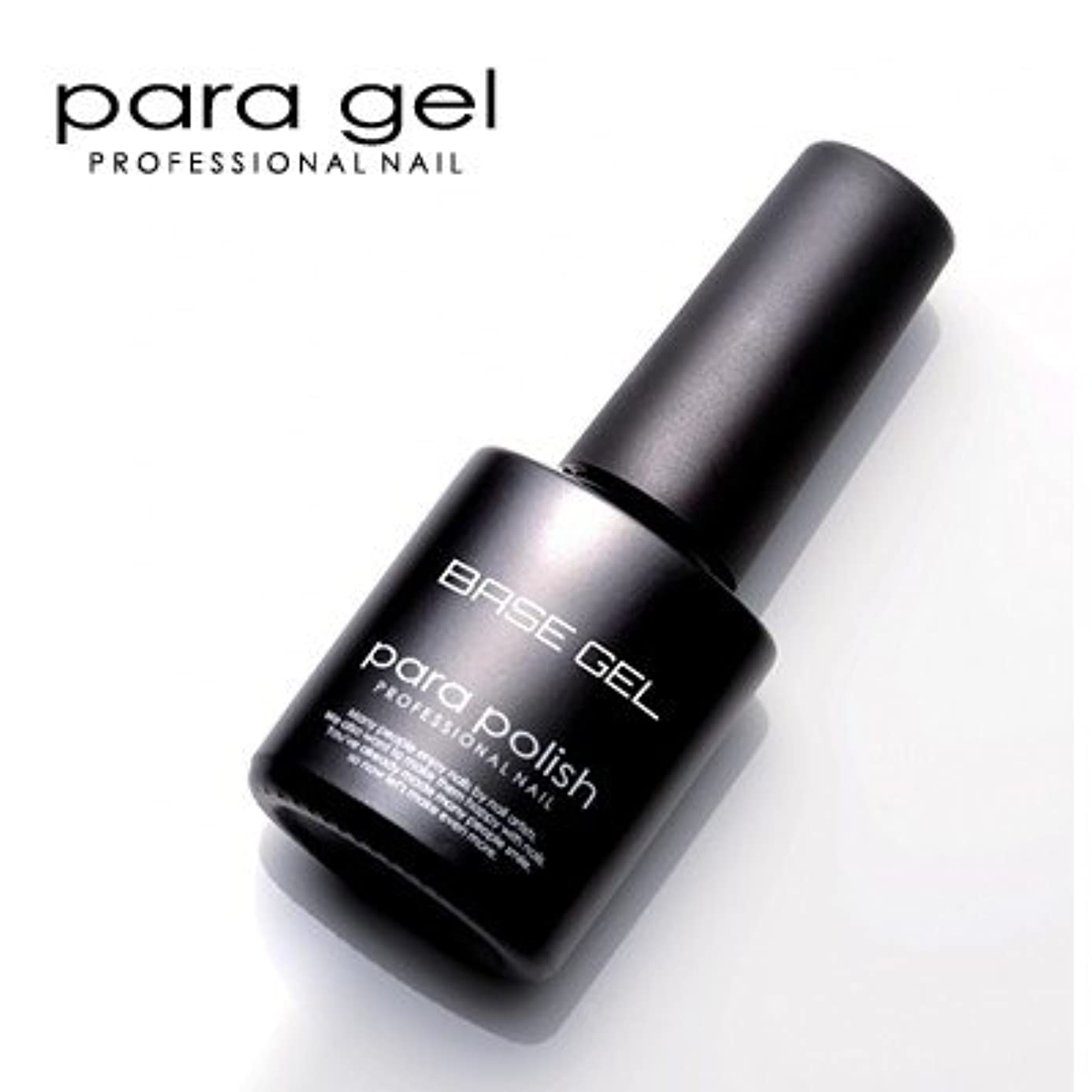 良い刻む植物学者パラジェル para polish(パラポリッシュ) ベースジェル 7g