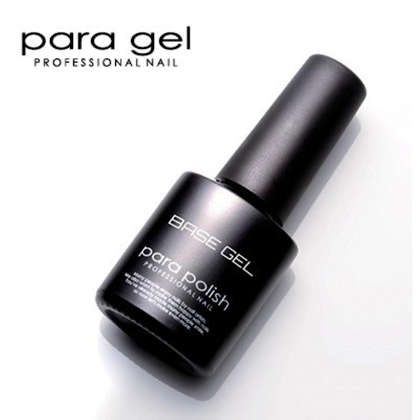 単調なぬいぐるみモーターパラジェル para polish(パラポリッシュ) ベースジェル 7g