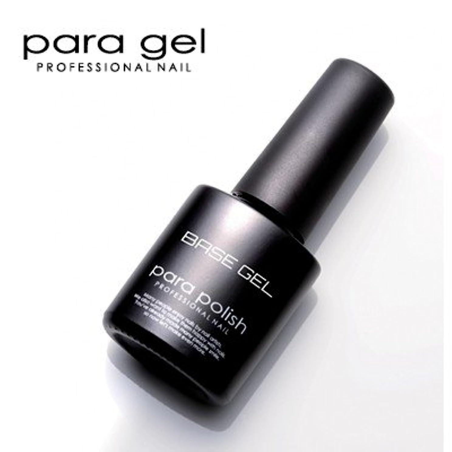 おなじみの協会リマパラジェル para polish(パラポリッシュ) ベースジェル 7g