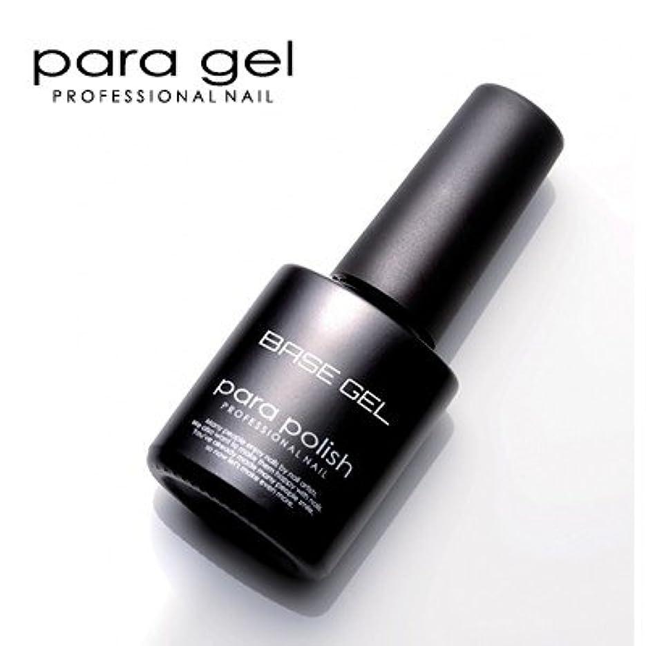 息を切らしてバリケードに頼るパラジェル para polish(パラポリッシュ) ベースジェル 7g