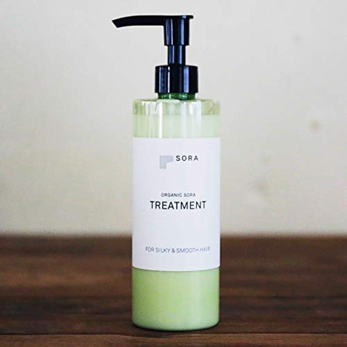 鷲イチゴ規範ORGANIC SORA TREATMENT【レモンベースの香り】