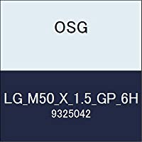 OSG ゲージ LG_M50_X_1.5_GP_6H 商品番号 9325042