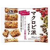 森永製菓 マクロビ派ビスケット<フルーツグラノーラ> 37g×6袋入×(2ケース)