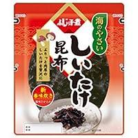 フジッコ ふじっ子煮 海のやさい しいたけ昆布 112g×10袋入×(2ケース)