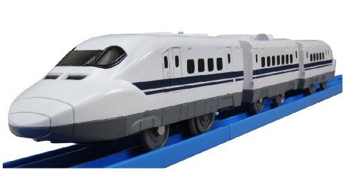 プラレール S-01 ライト付700系新幹線