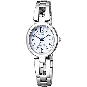 [シチズン]CITIZEN 腕時計 REGUNO レグノ ソーラーテック レディス ブレスレット KP1-616-13 レディース