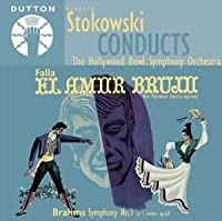 Conducts Brahms/Falla