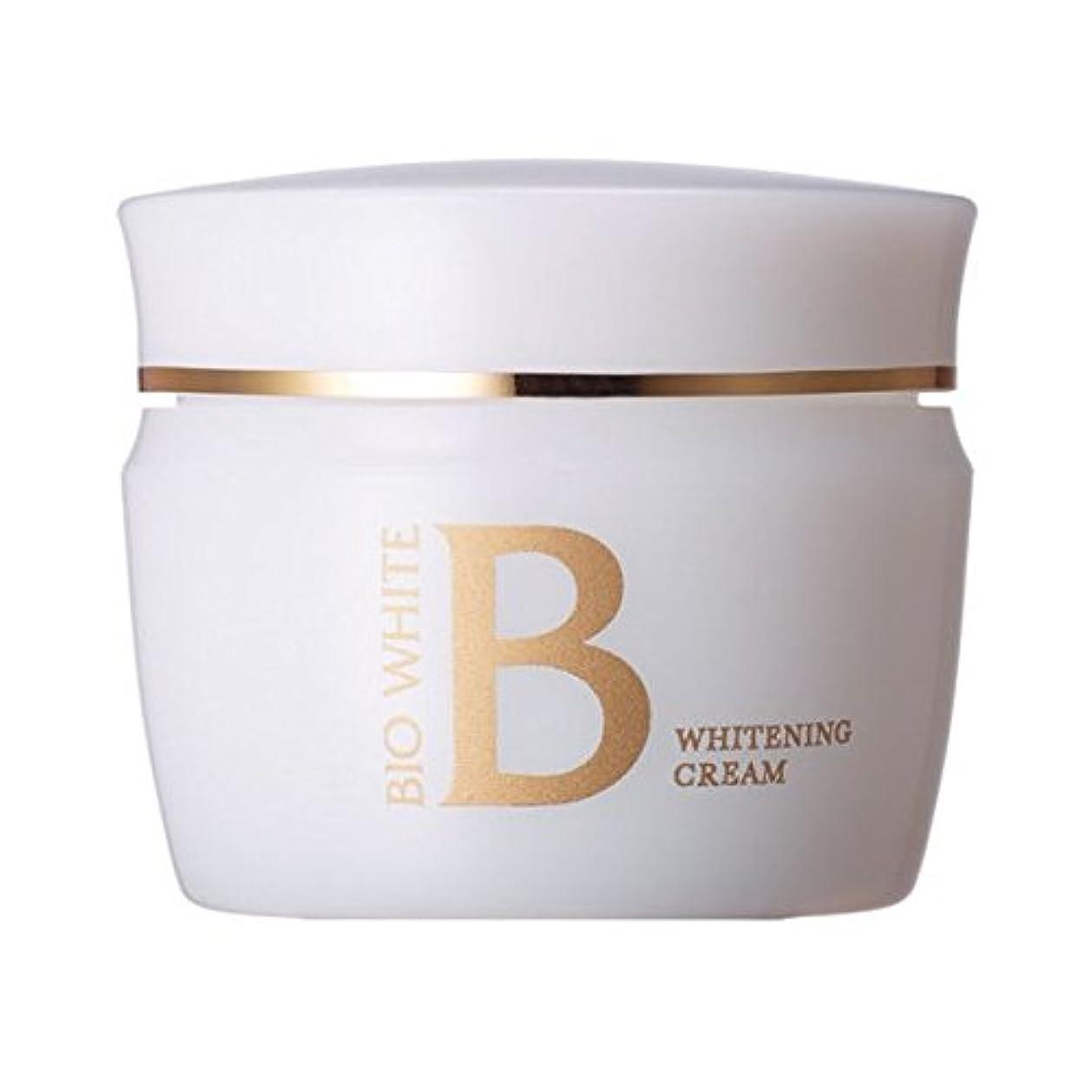発掘する買い手節約エビス化粧品(EBiS) ビーホワイトクリーム40g トラネキサム酸配合 美白クリーム フェイスクリーム