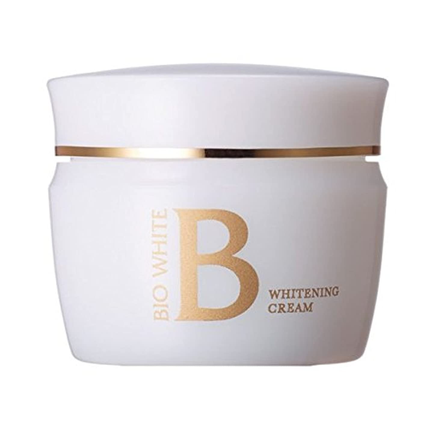 トラップ抑圧慣習エビス化粧品(EBiS) ビーホワイトクリーム40g トラネキサム酸配合 美白クリーム フェイスクリーム