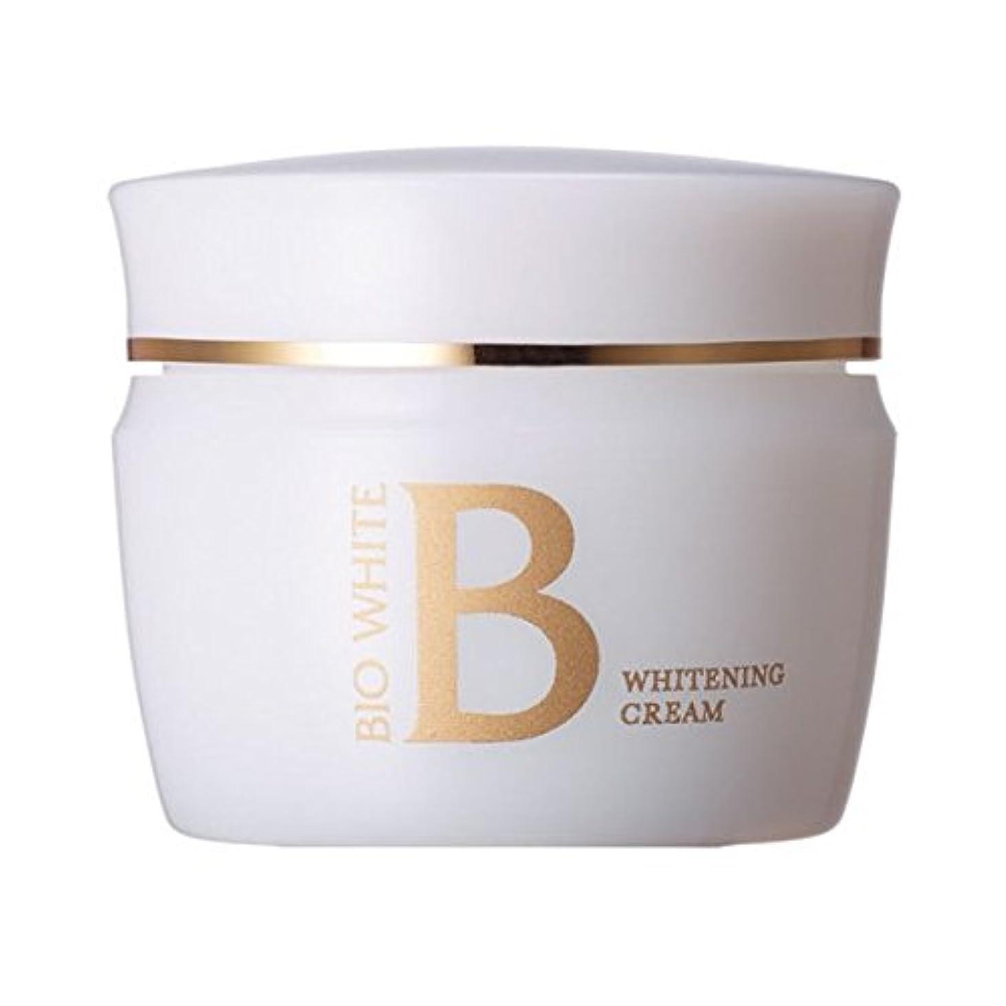 トレイ熟達した本を読むエビス化粧品(EBiS) ビーホワイトクリーム40g トラネキサム酸配合 美白クリーム フェイスクリーム