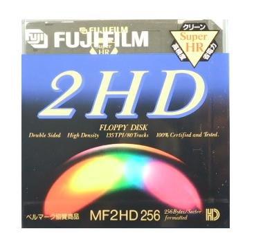 3.5インチ2HDフロッピーディスク FUJIFILM MF...
