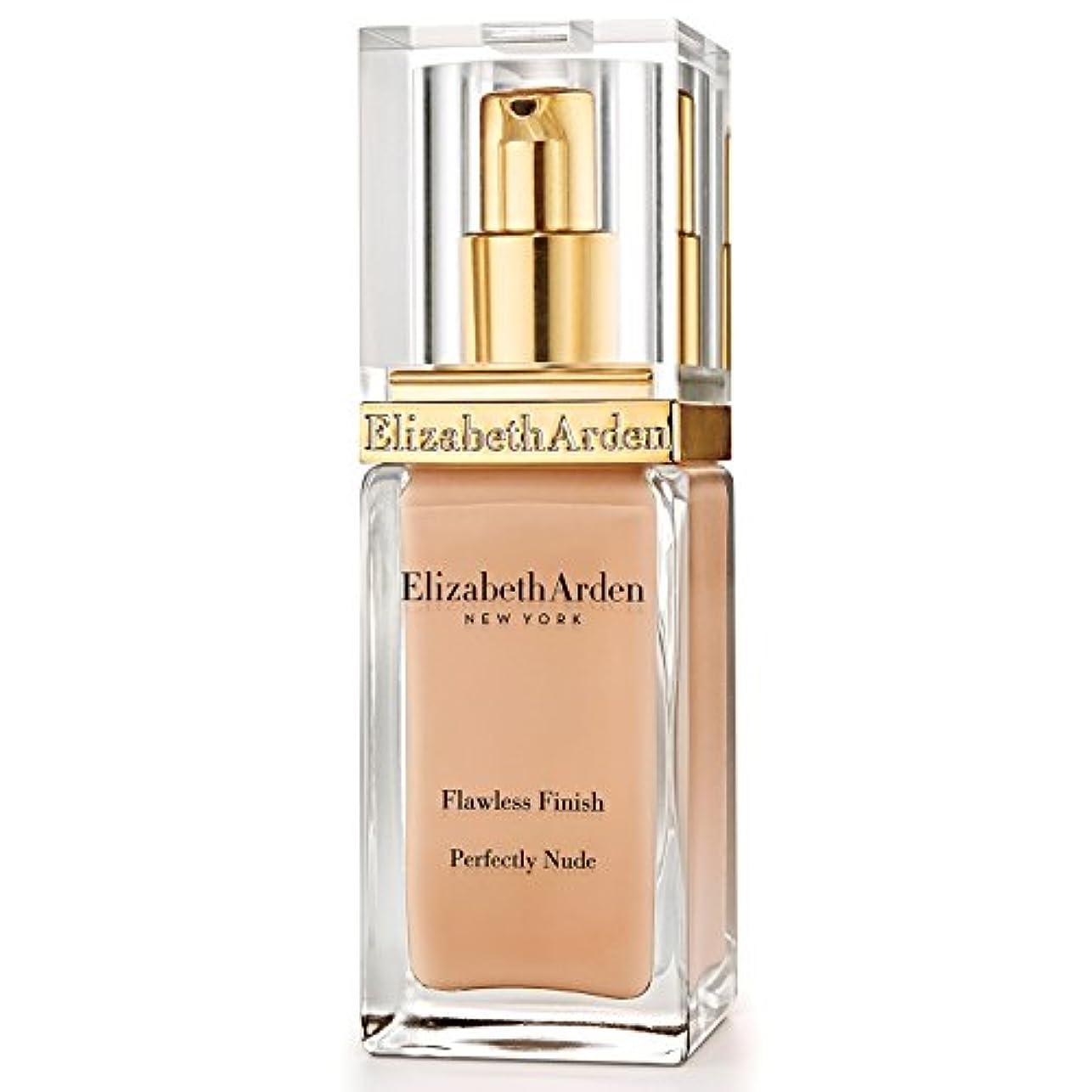 快いアンデス山脈露出度の高いElizabeth Arden Flawless Finish Perfectly Nude Foundation SPF 15 Honey Beige (Pack of 6) - エリザベスは、完璧な仕上がり完璧ヌードファンデーション...