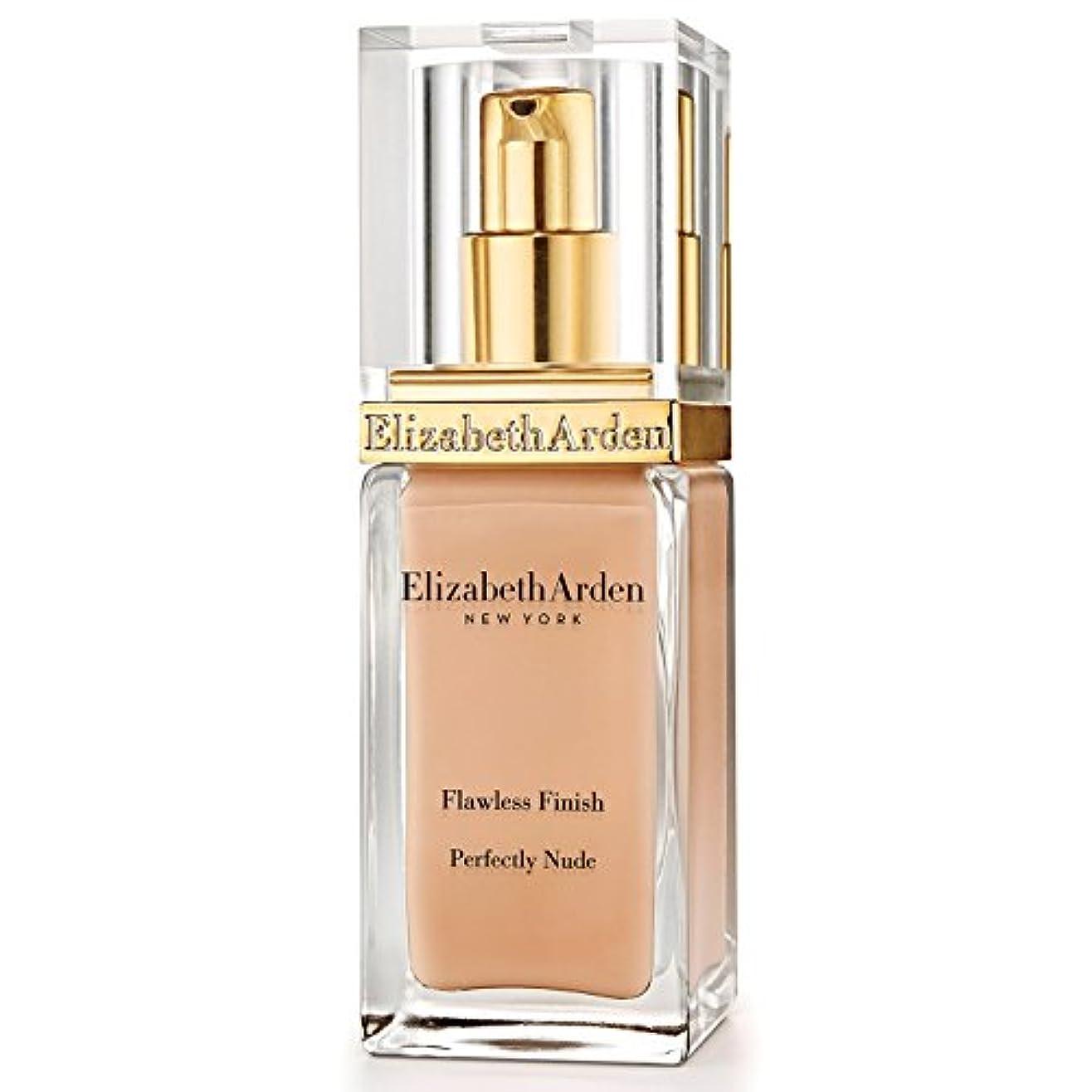 Elizabeth Arden Flawless Finish Perfectly Nude Foundation SPF 15 Cameo - エリザベスアーデン完璧な仕上がり完璧ヌードファンデーション 15カメオ [...