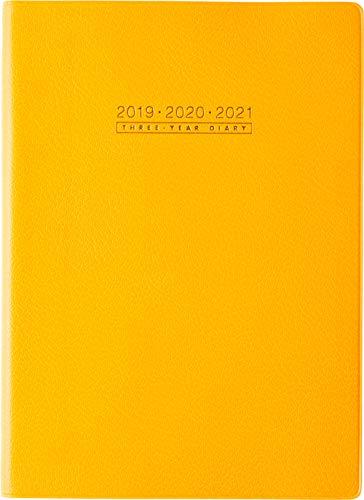 高橋 手帳 2019年 A5 3年卓上日誌 オレンジ No.96 (2019年1月始まり)