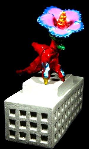 庄野企画 アマプロのモーレツ怪獣シリーズ マンモスフラワー ジュラン