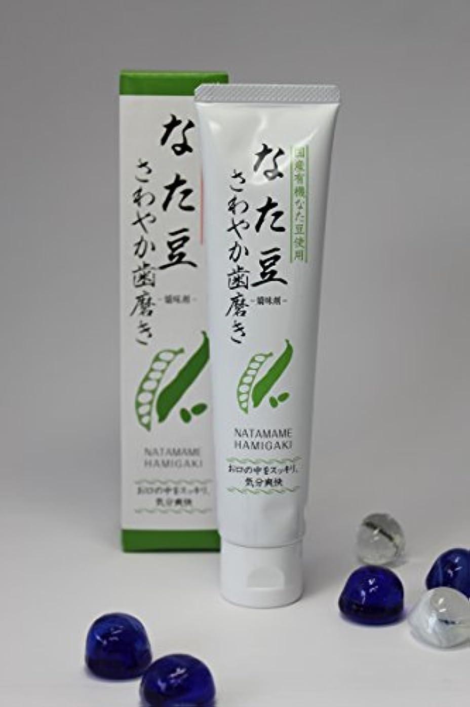 受け入れ空の疑い者アスカ(大阪) なた豆さわやか歯磨き 120g