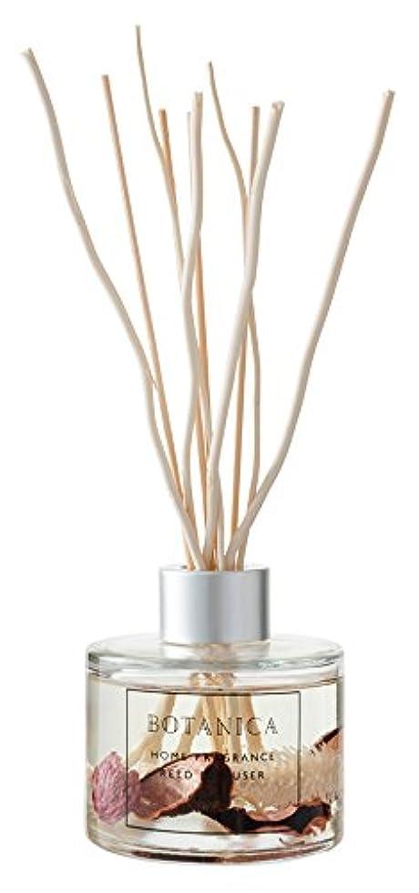 凝縮する充電移行BOTANICA リードディフューザー ピンク (スウィートローズ SWEET ROSE) PINK REED DIFFUSER ボタニカ old&new オールドアンドニュー