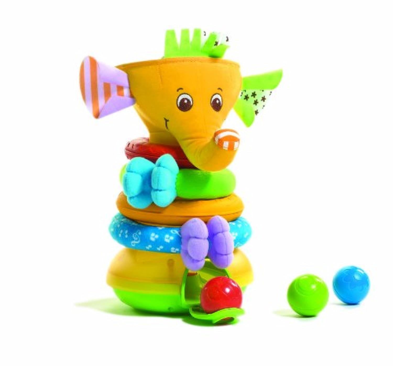 TINY LOVE ミュージカルスタック&ボールゲーム