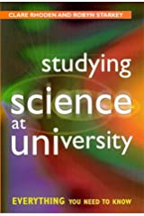 Studying Science at University: Everything you need to know Paperback