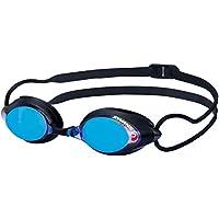 SWANS(スワンズ) 競泳用 スイミングゴーグル SRX ミラーレンズ PREMIUM ANTI-FOG FINA承認モデル SRX-MPAF