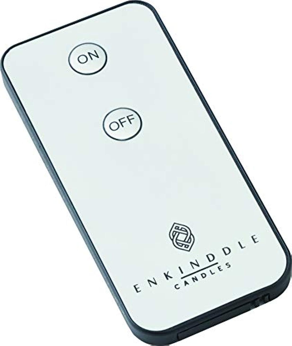 印象派受動的債務エンキンドル 3D LEDキャンドル リモコン