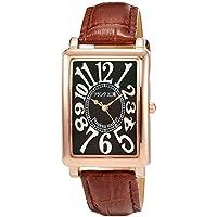 [フランク三浦]FRANKMIURA 腕時計 初号機 改 革ベルト ブラウン FM01K-BRRG