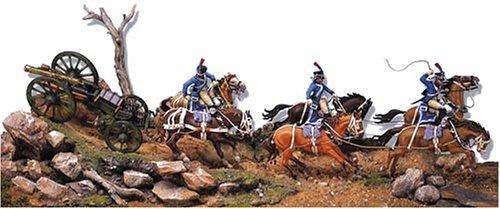 アンドレアミニチュアズ S7-S02 Napoleonic Line Artillery Train