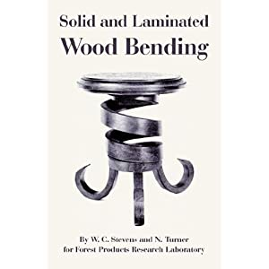 Solid And Laminated Wood Bending