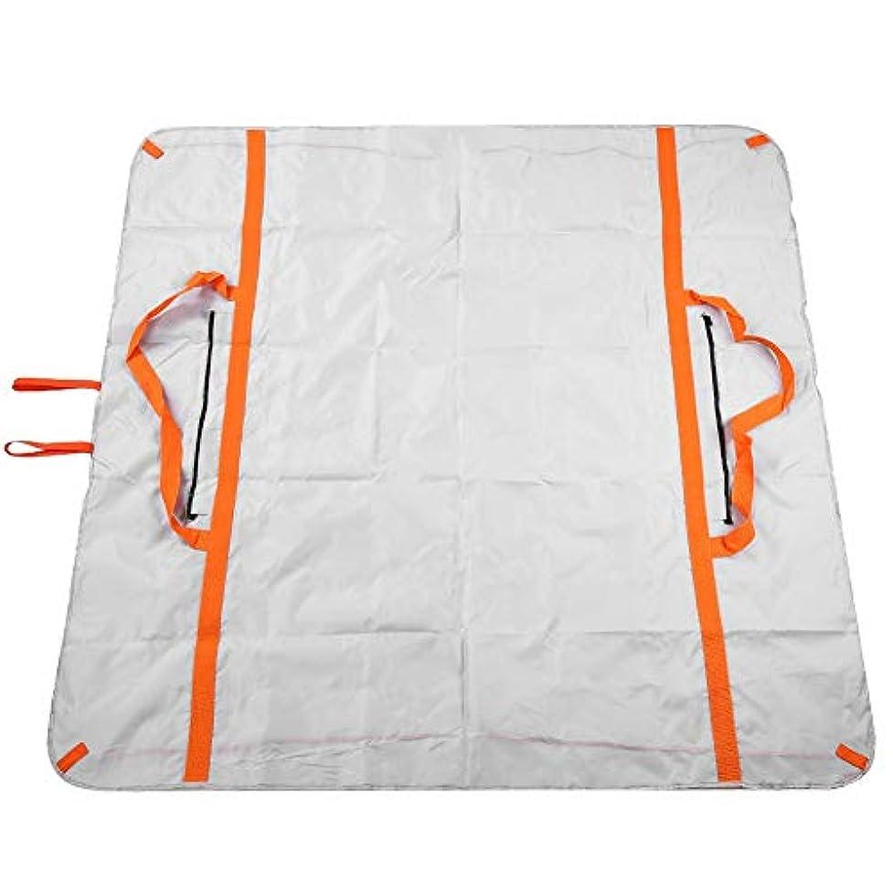 ラブ確認してください未就学ピクニックマット 屋外 キャンプマット 折りたたみ 防水 軽量 バーベキュー/ピクニック/キャンプ毛布 ハンドル付き