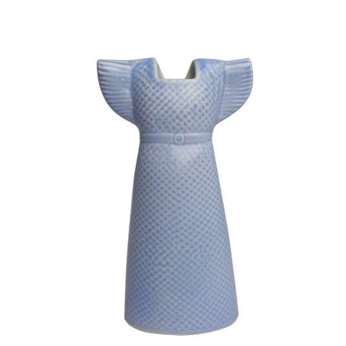 RoomClip商品情報 - Lisa Larson [ リサラーソン ] ワードローブ Clothes/Wardrobe 1560400 ドレス Dress フラワーベース 花卉 花瓶 スカイブルー sky blue 並行輸入品 [並行輸入品]