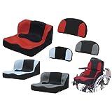 座位保持クッションLAPS(ラップス TC-L02(セヨウ・LAPBACKS) ザイホジクッションLAPSラップス グレイ(24-3062-01-03)【タカノ】[1個単位]