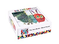 Mudpuppy Eric Carle The Very Books Block Puzzle [並行輸入品]