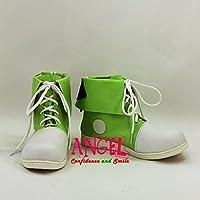 【サイズ選択可】男性27.5CM B1B00280 コスプレ靴 ブーツ カゲロウプロジェクト キド 木戸 つぼみ きど つぼみ