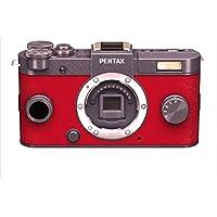 Pentax PENTAX Q-S1 (Gunmetal) 12.4MP Mirrorless Digital Camera with 3-Inch LCD (Gunmetal) by Pentax